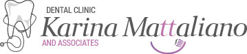 Logo Karina Mattaliano & Associates Dental Clinic